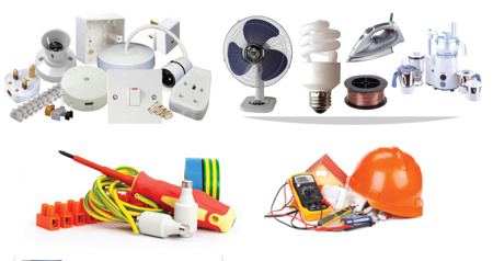 Picture for category Electrical Hardware